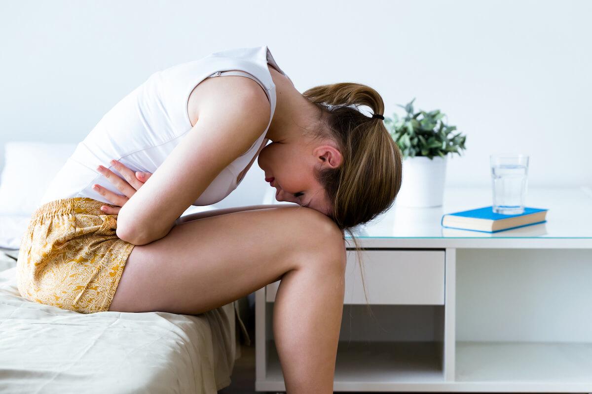 生理痛のイメージ画像