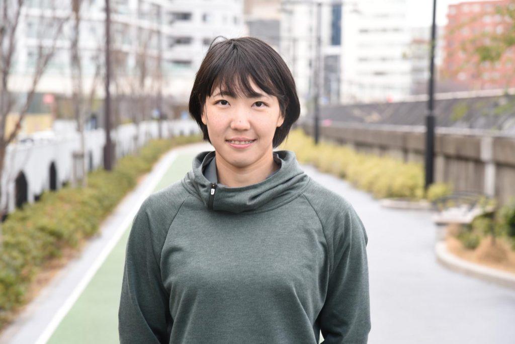 寺田明日香選手の写真