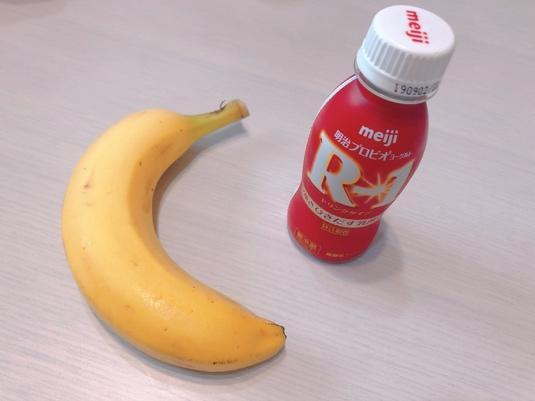 八反美咲さんの朝食メニューの写真