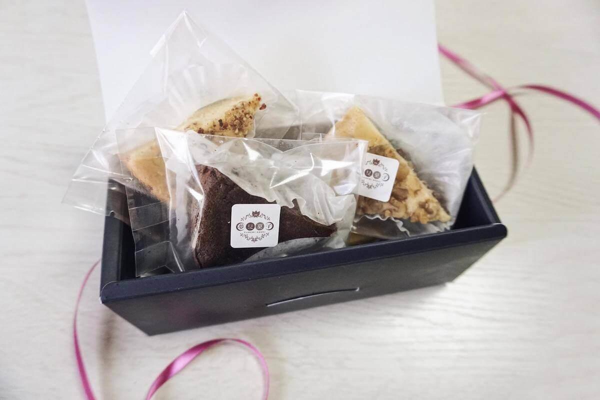 「夢見菓子」による焼き菓子の写真