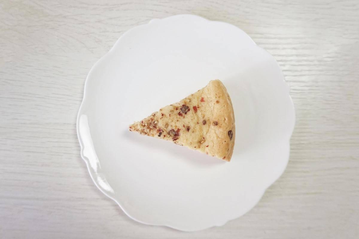 「夢見菓子」の「眠らない夜のチーズケーキ」の写真
