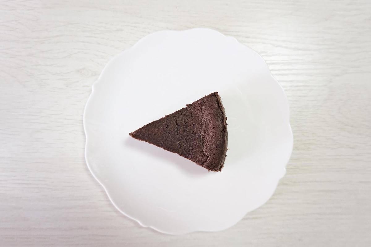 「夢見菓子」の「夢見るためのガトーショコラ」の写真