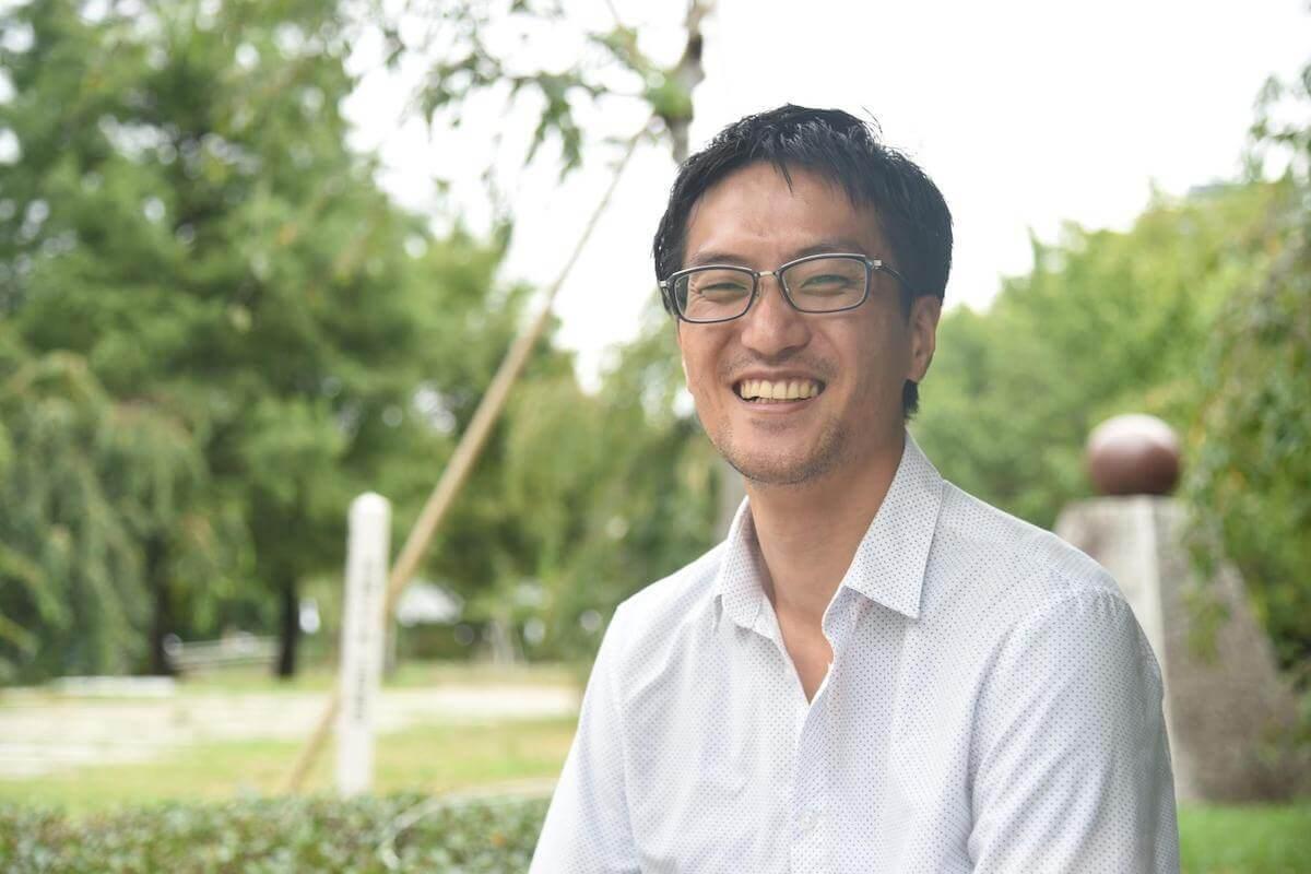 寺田明日香選手の夫・佐藤峻一さんの写真