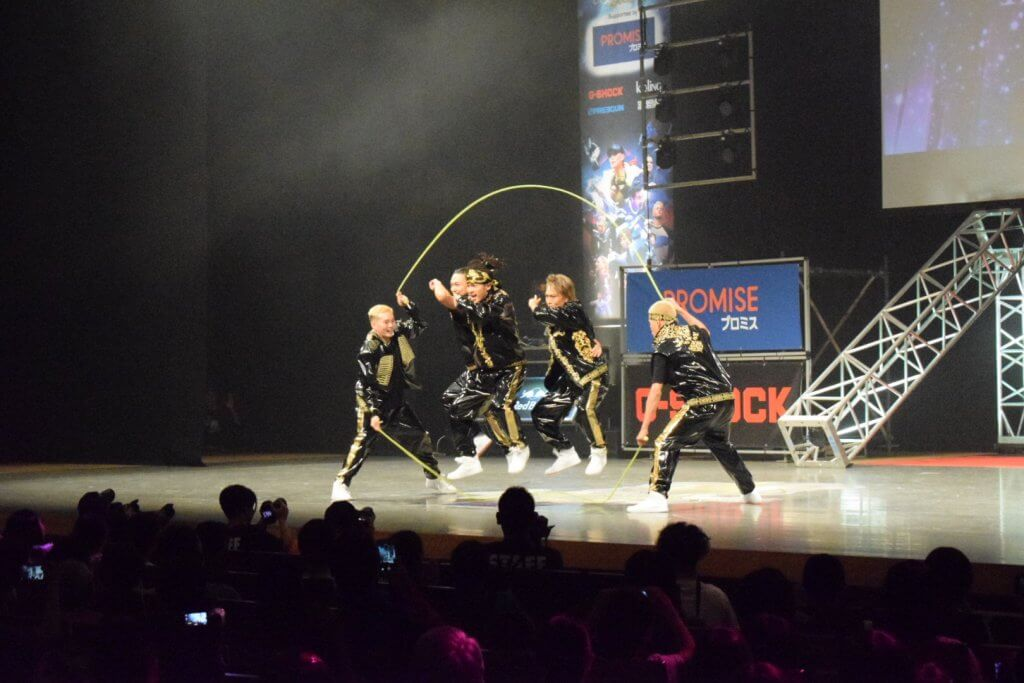 Double Dutch Contest World 2019の写真