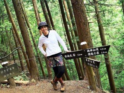 そこそこ登山女子の登山クエスト③両神山×QUECHUA