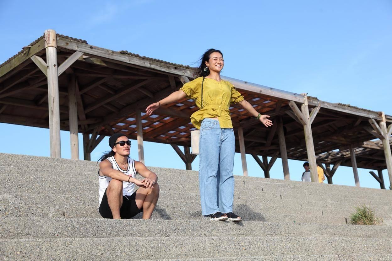 今野顕彰さんと龍子さんの写真