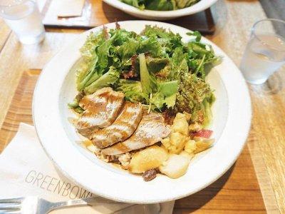 神田・神保町エリアで野菜とたんぱく質がしっかり摂れるランチのお店3選