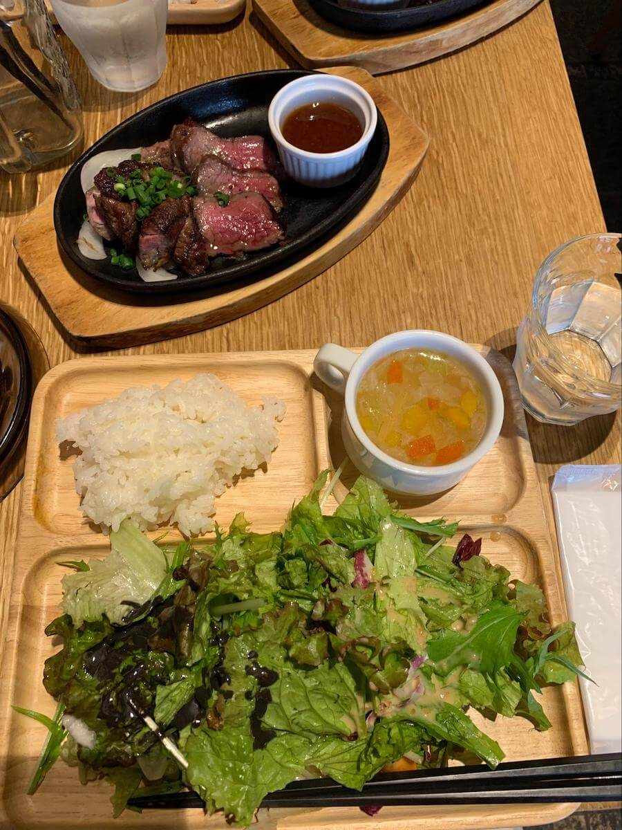 Meet Meats 5バルの料理の写真