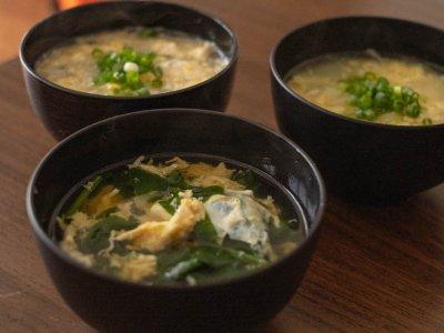 卵スープ3選ーさくっとトレご飯・卵編ー