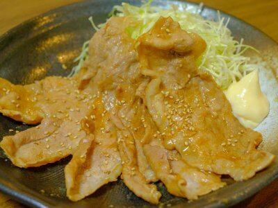豚もも肉の味噌焼きーさくっとトレご飯・豚肉編ー