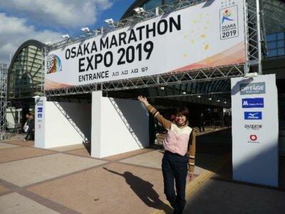 マラソン大会、準備はOK?中村優さんが「大阪マラソンEXPO」で見つけたランナーおすすめアイテム