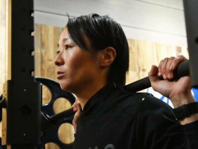 筋力を競技力へ。現役アスリート山崎まりのパーソナルトレーニング活用法