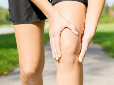 生理期間は特に注意。トレーニングするなら知っておきたい膝と関節の知識