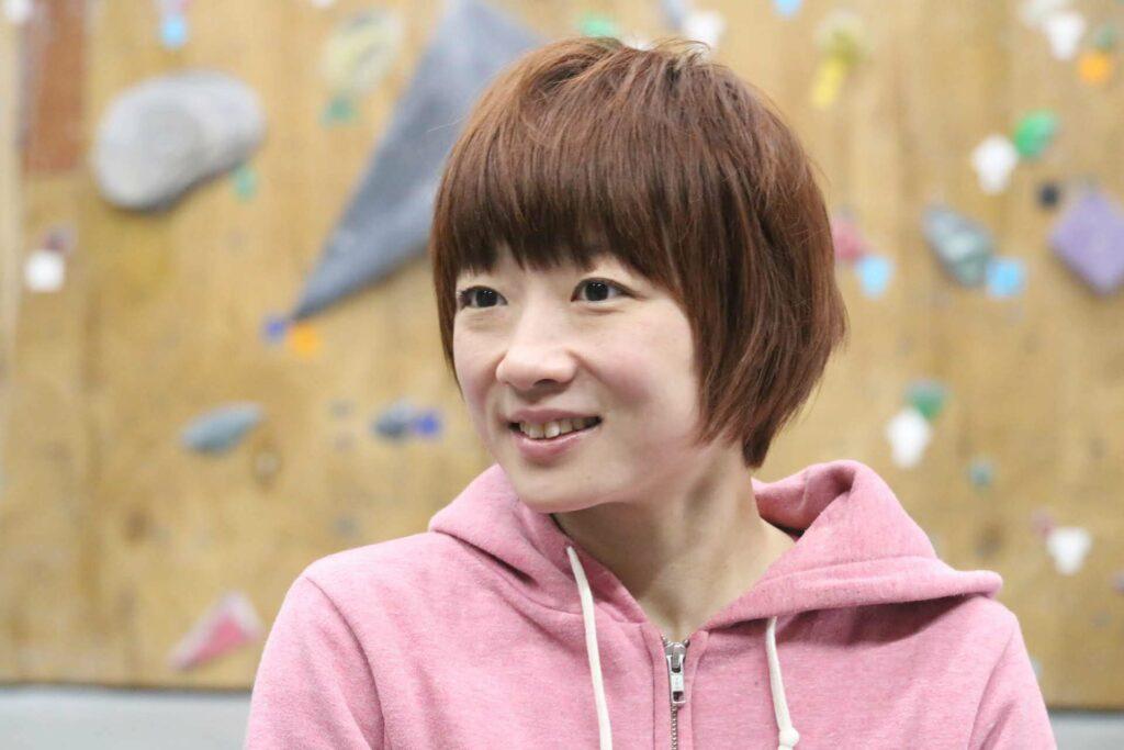 加島智子選手のプロフィール写真