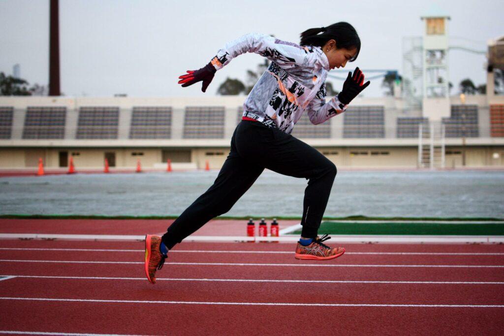 石塚晴子さんの写真