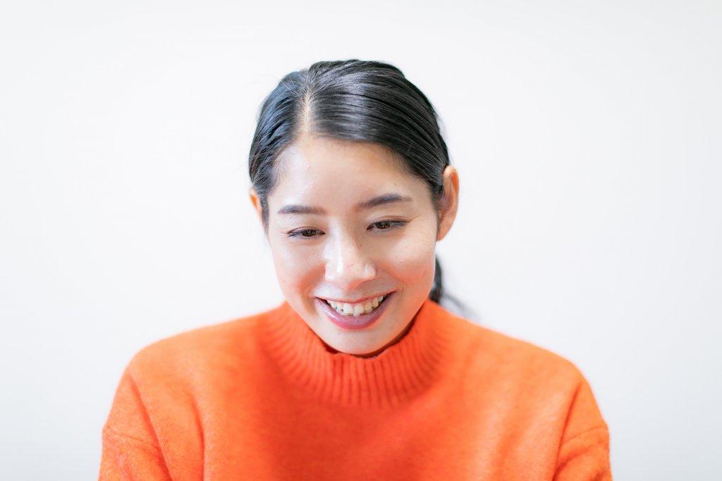 湯田葉月さんの写真