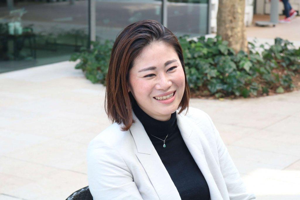 石田亜伊さんの写真
